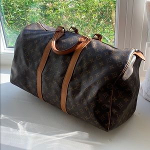 Louis Vuitton Keep All 50